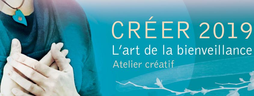 Atelier créatif: L'art de la bienveillance avec Pascale Crête